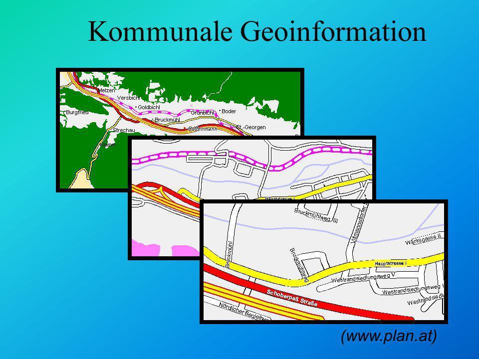 Kommunale Geoinformation