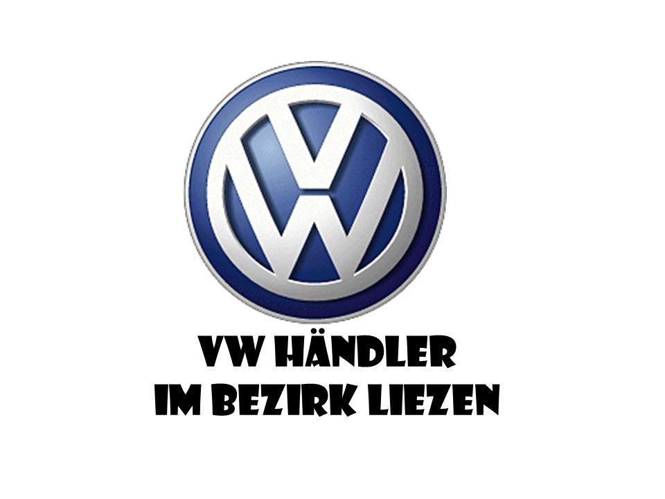 VW Händler im Bezirk Liezen