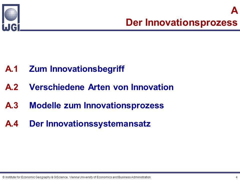 Zum Innovationsbegriff