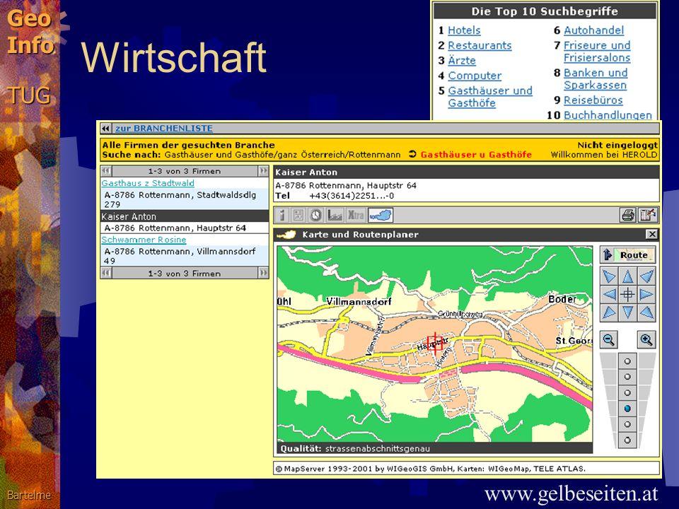 Wirtschaft www.gelbeseiten.at