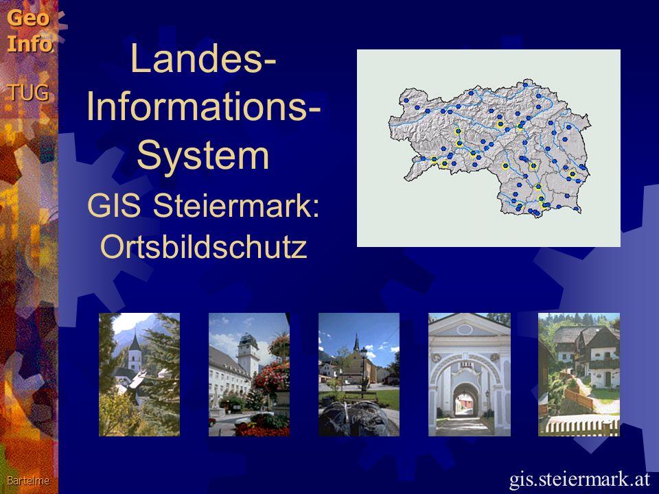 Landes-Informations-System GIS Steiermark: Ortsbildschutz
