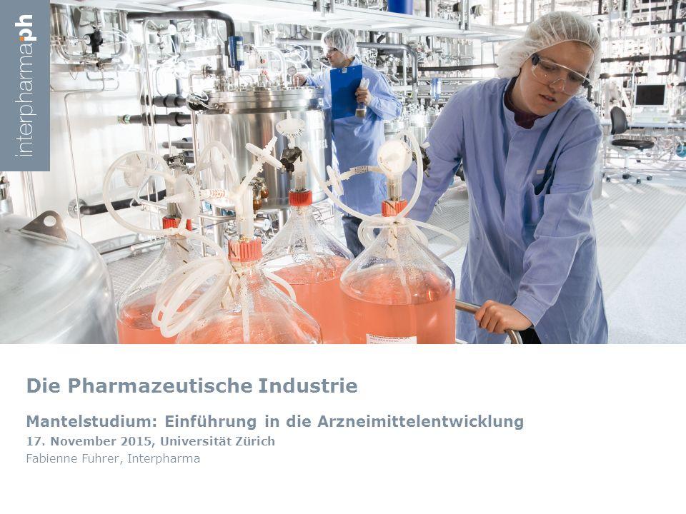 Die Pharmazeutische Industrie