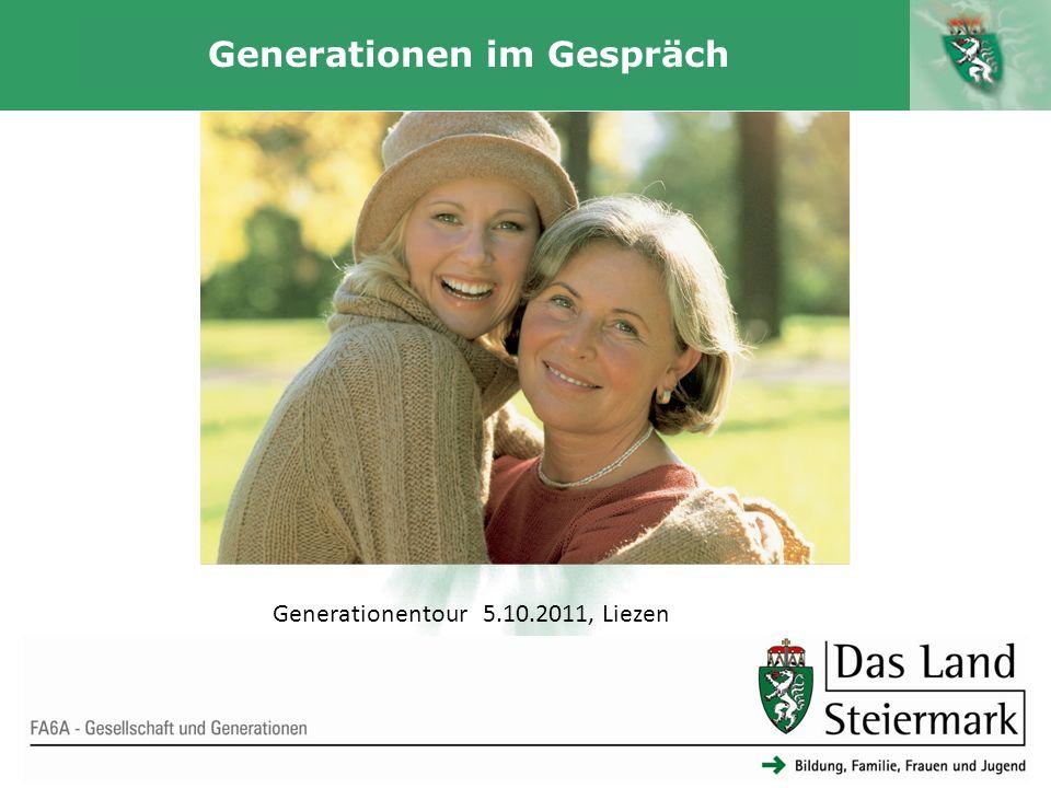 Generationen im Gespräch