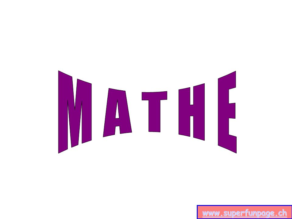 M A T H E