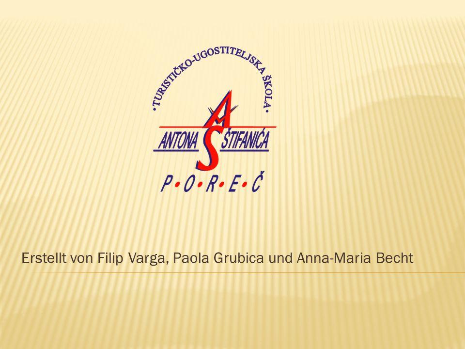 Erstellt von Filip Varga, Paola Grubica und Anna-Maria Becht