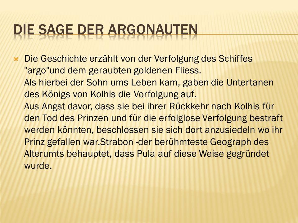 die Sage der Argonauten