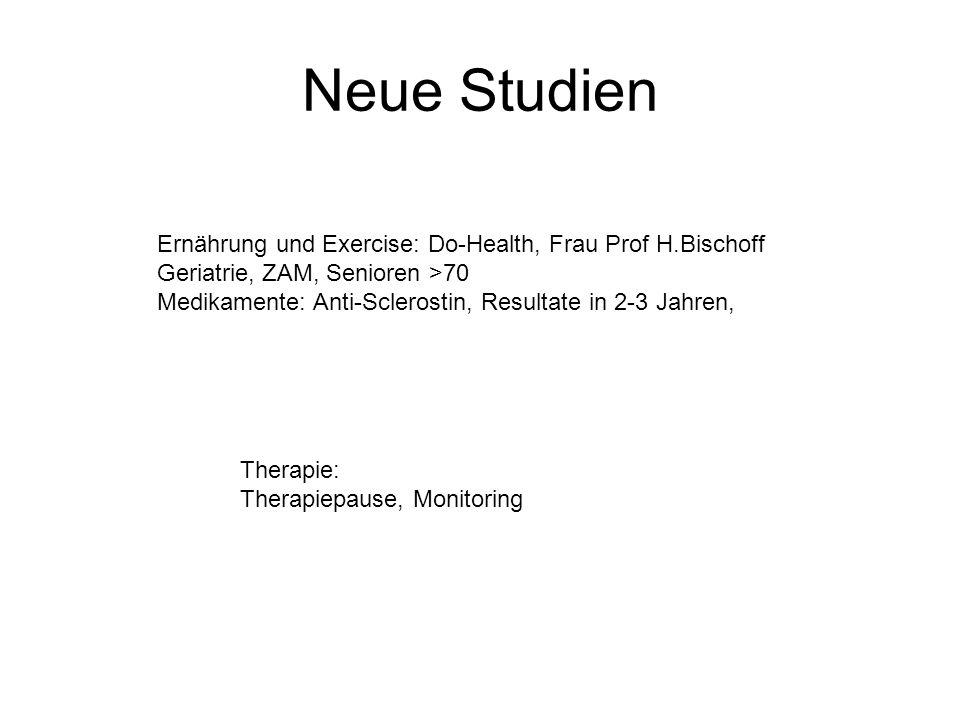 Neue Studien Ernährung und Exercise: Do-Health, Frau Prof H.Bischoff