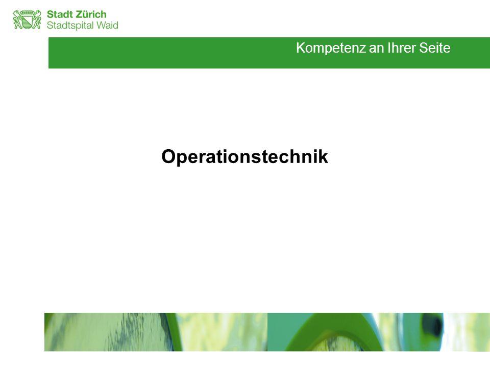 Operationstechnik