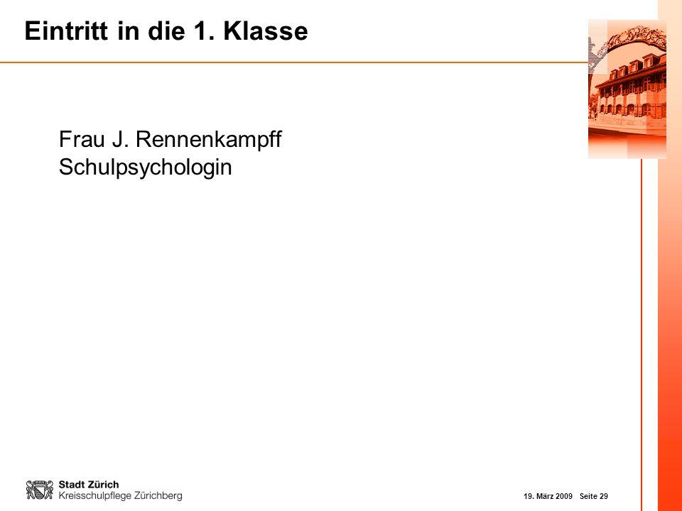 Frau J. Rennenkampff Schulpsychologin