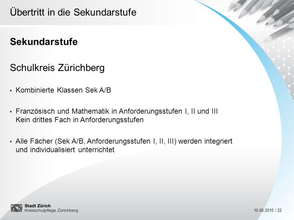 Schulkreis Zürichberg