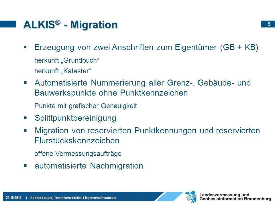 """ALKIS® - Migration herkunft """"Grundbuch"""