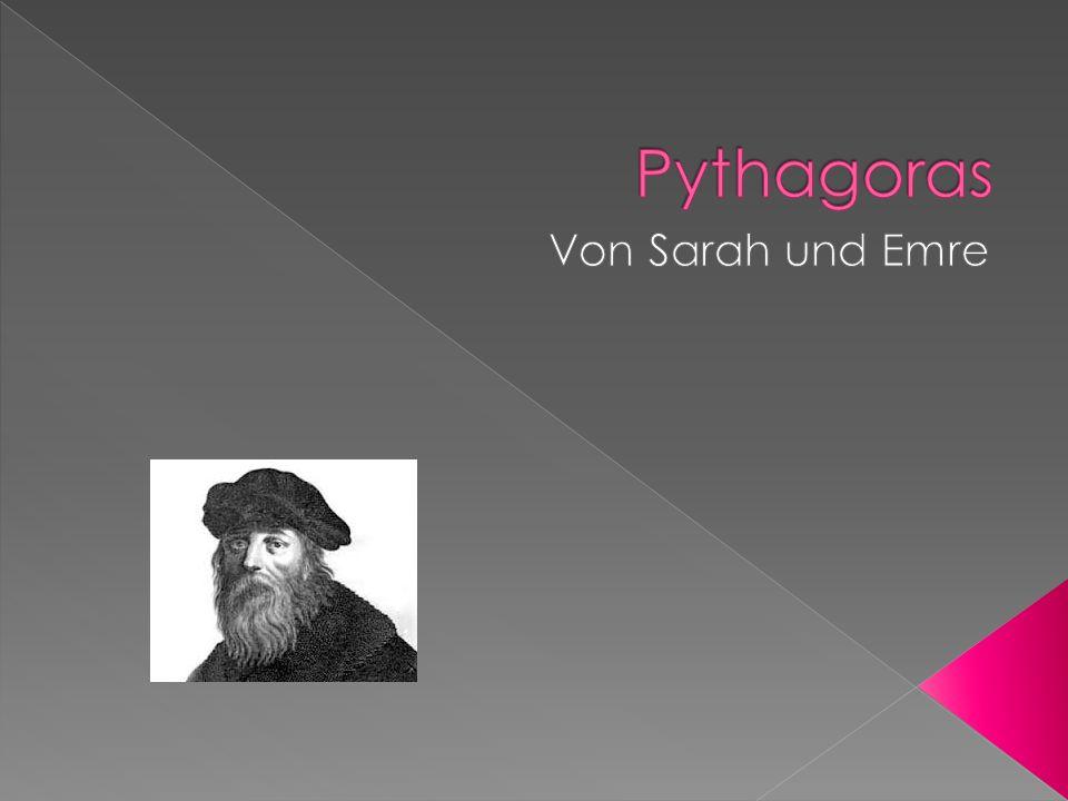 Pythagoras Von Sarah und Emre