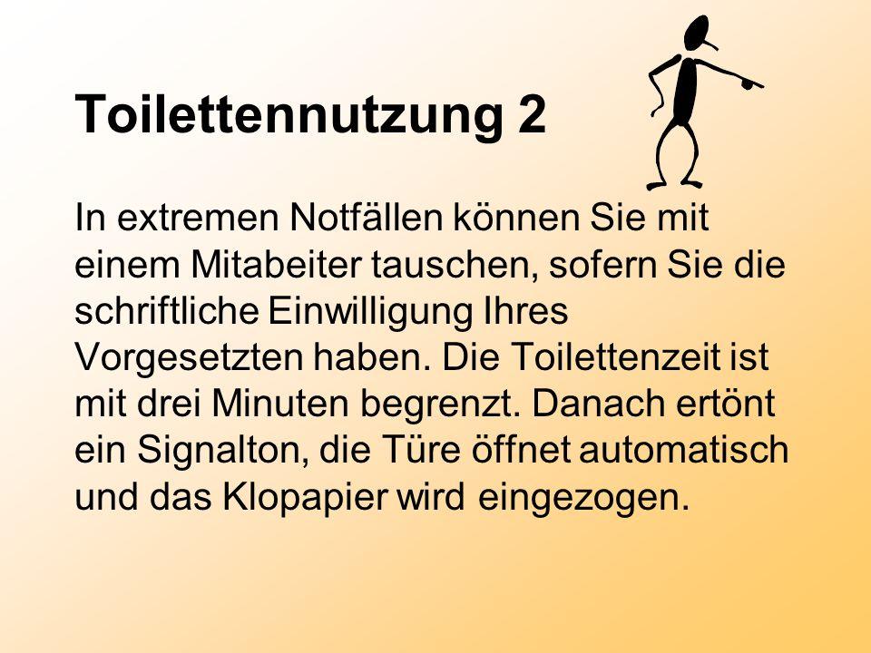 Toilettennutzung 2