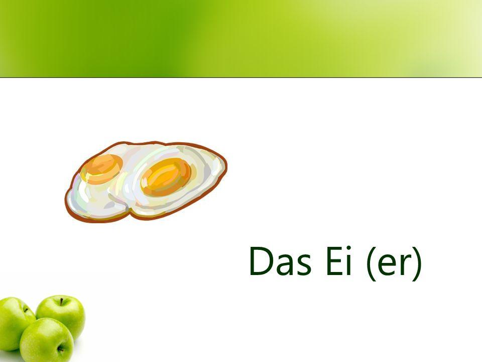 Das Ei (er)