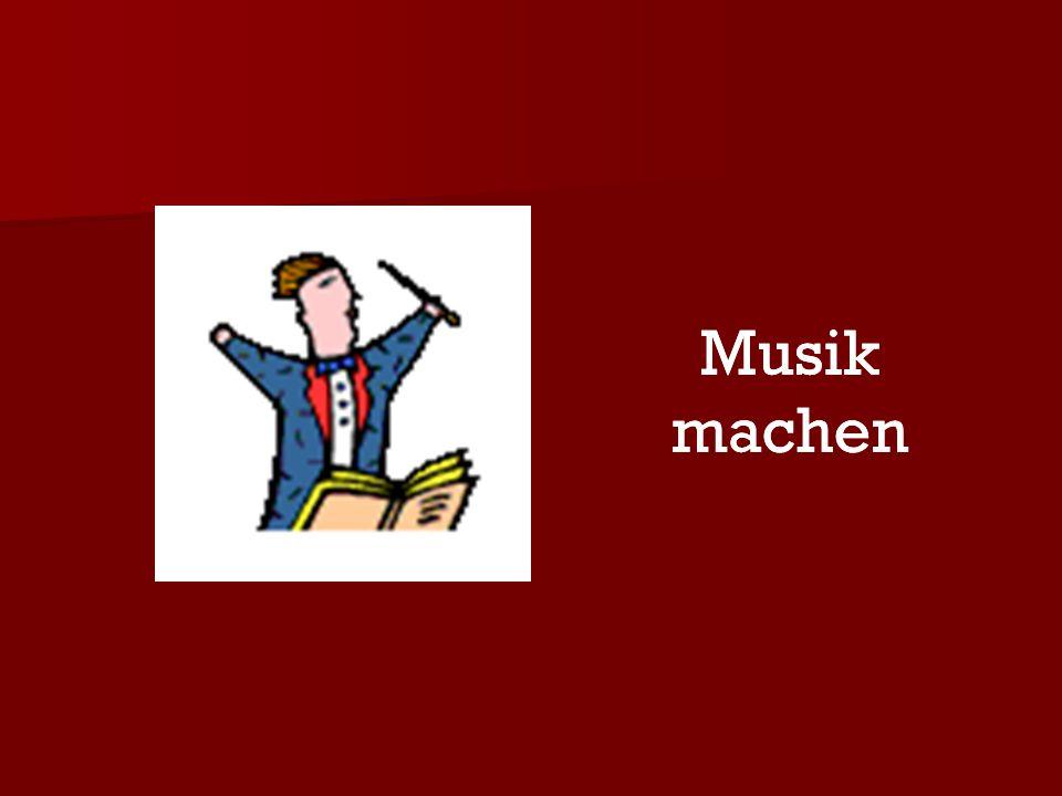 Musik machen Musik machen