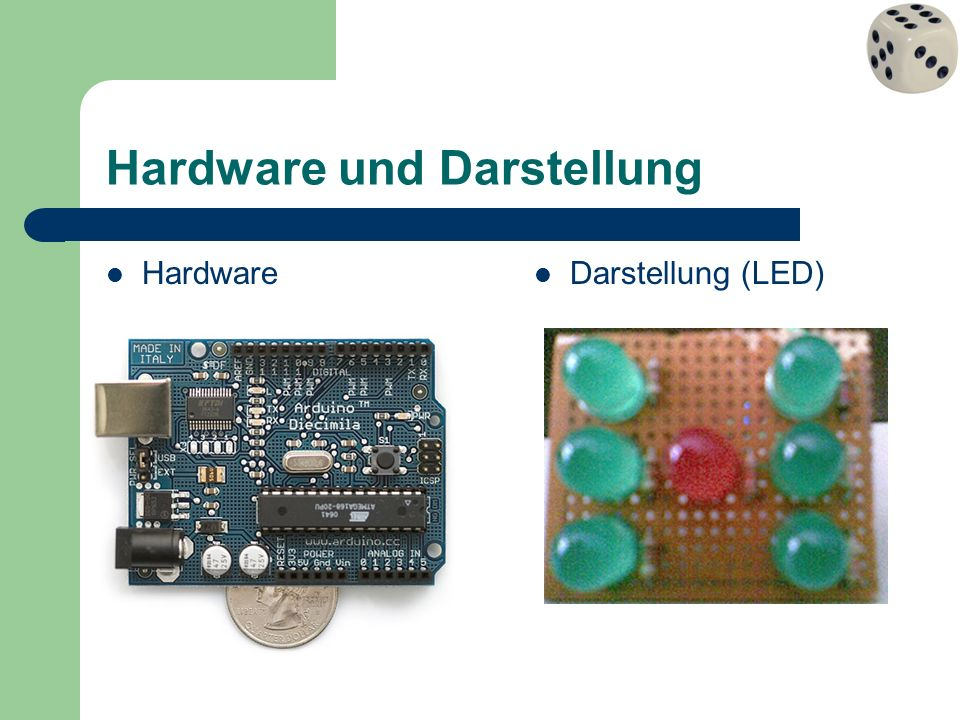 Hardware und Darstellung