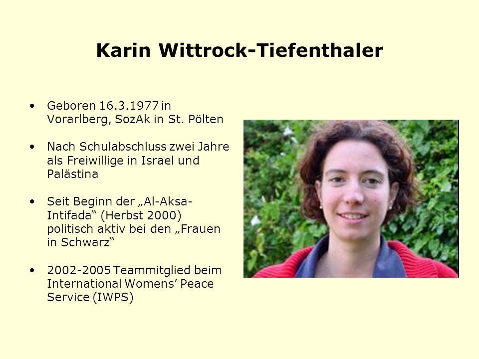 Karin Wittrock-Tiefenthaler