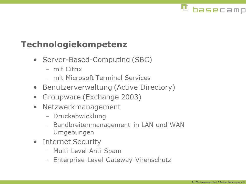 Technologiekompetenz