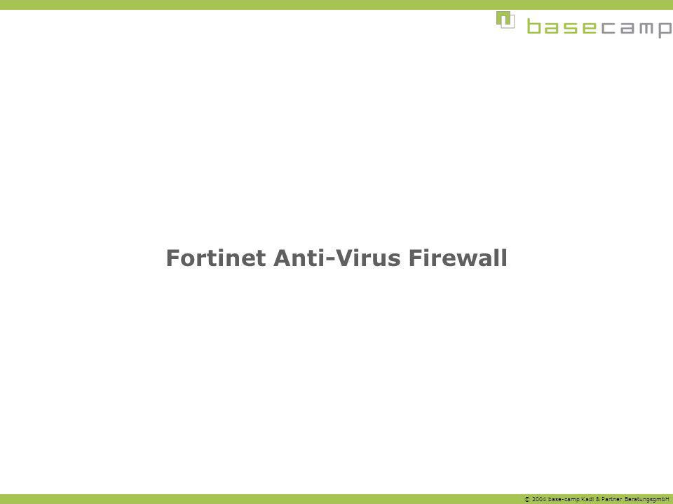 Fortinet Anti-Virus Firewall