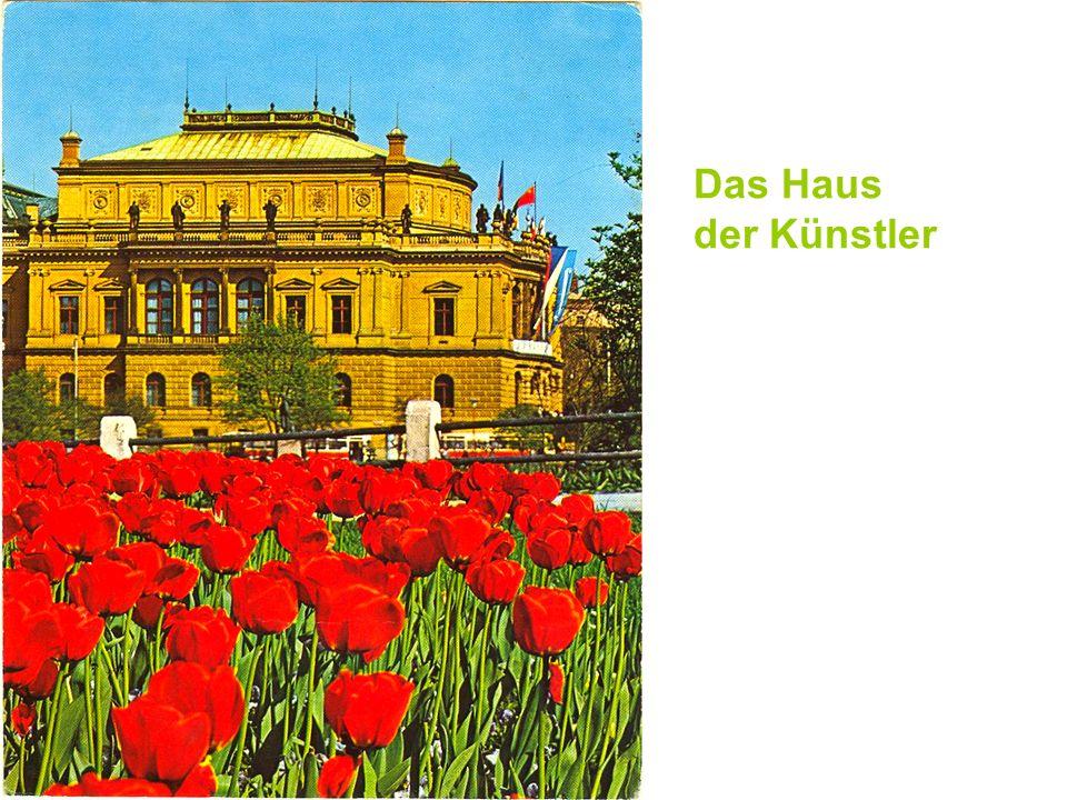Das Haus der Künstler