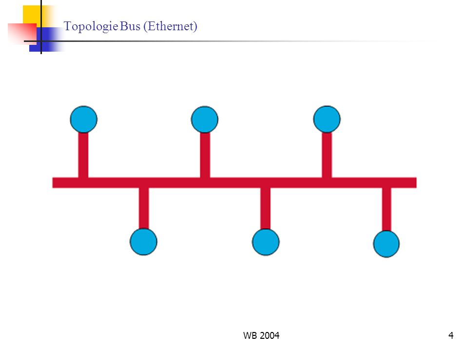 Topologie Bus (Ethernet)