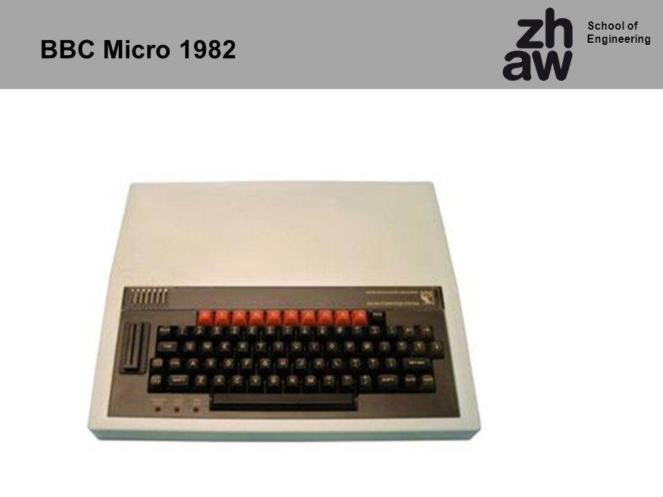 BBC Micro 1982