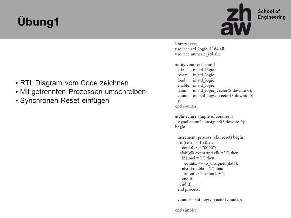 Übung1 RTL Diagram vom Code zeichnen