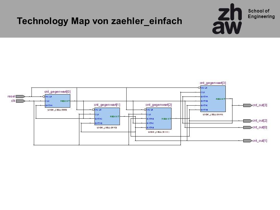 Technology Map von zaehler_einfach