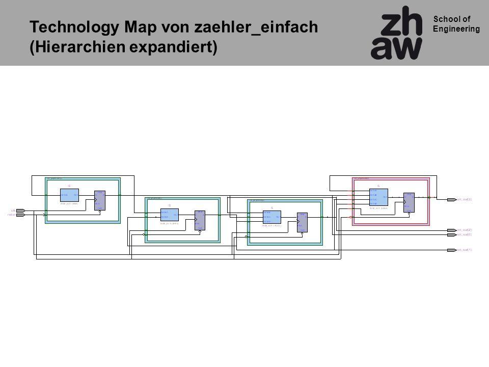 Technology Map von zaehler_einfach (Hierarchien expandiert)