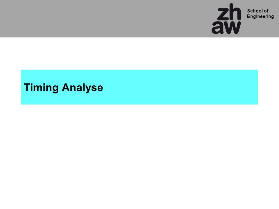 Timing Analyse