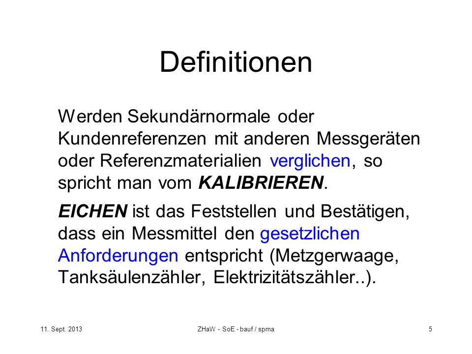 Definitionen