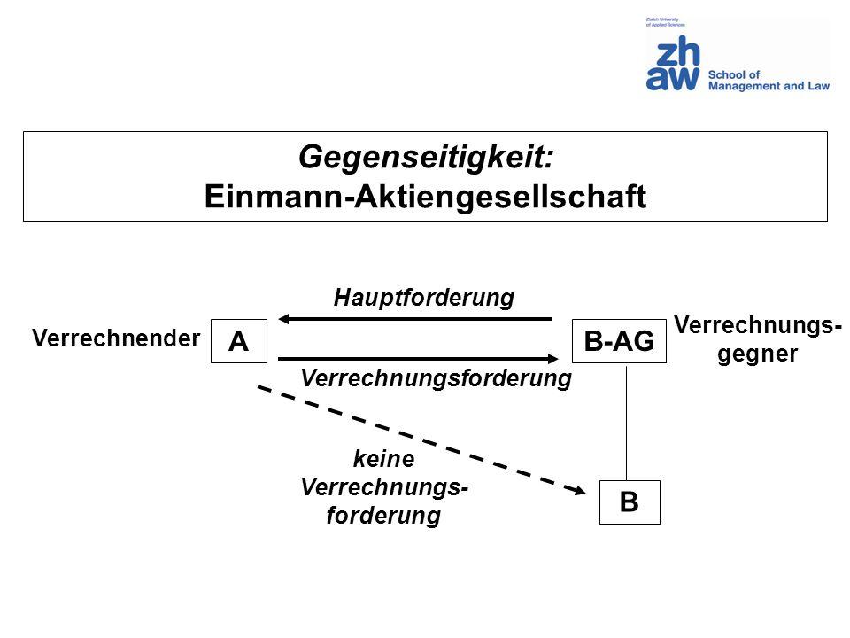 Einmann-Aktiengesellschaft