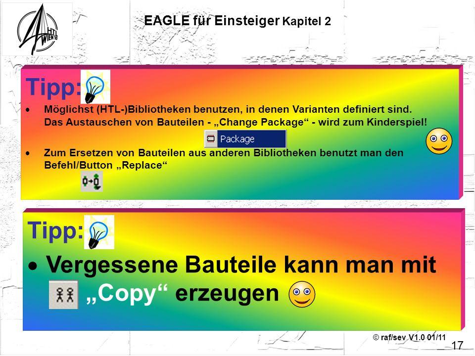 EAGLE für Einsteiger Kapitel 2
