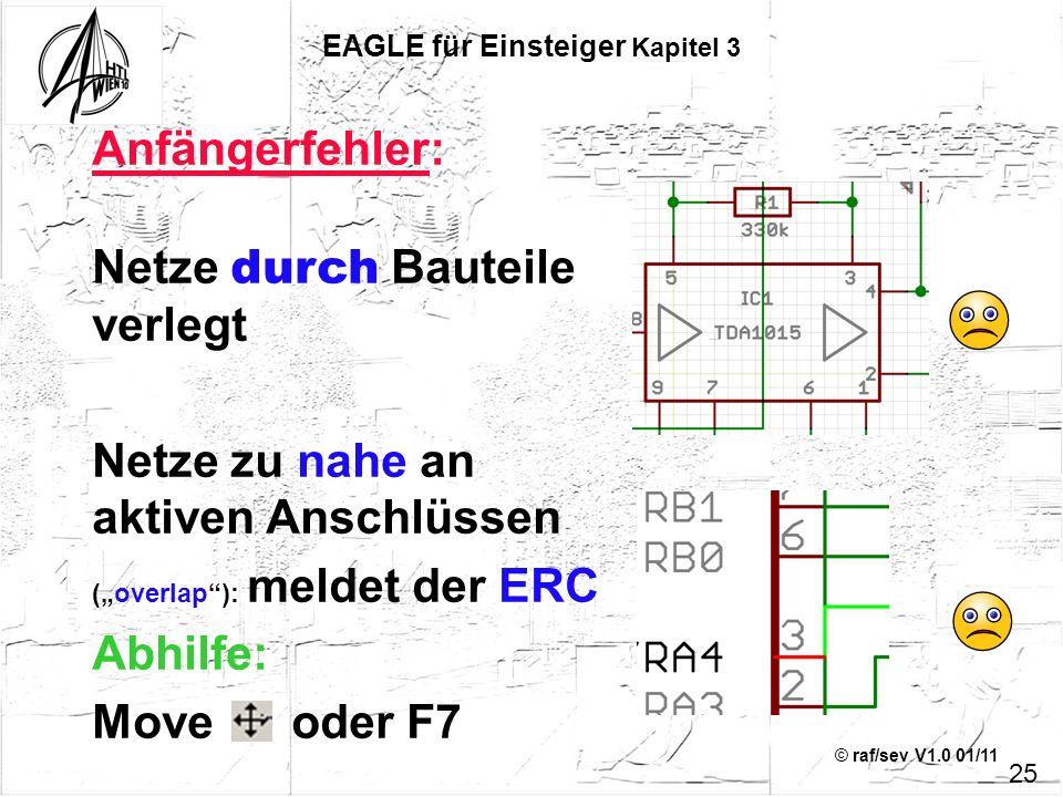 EAGLE für Einsteiger Kapitel 3
