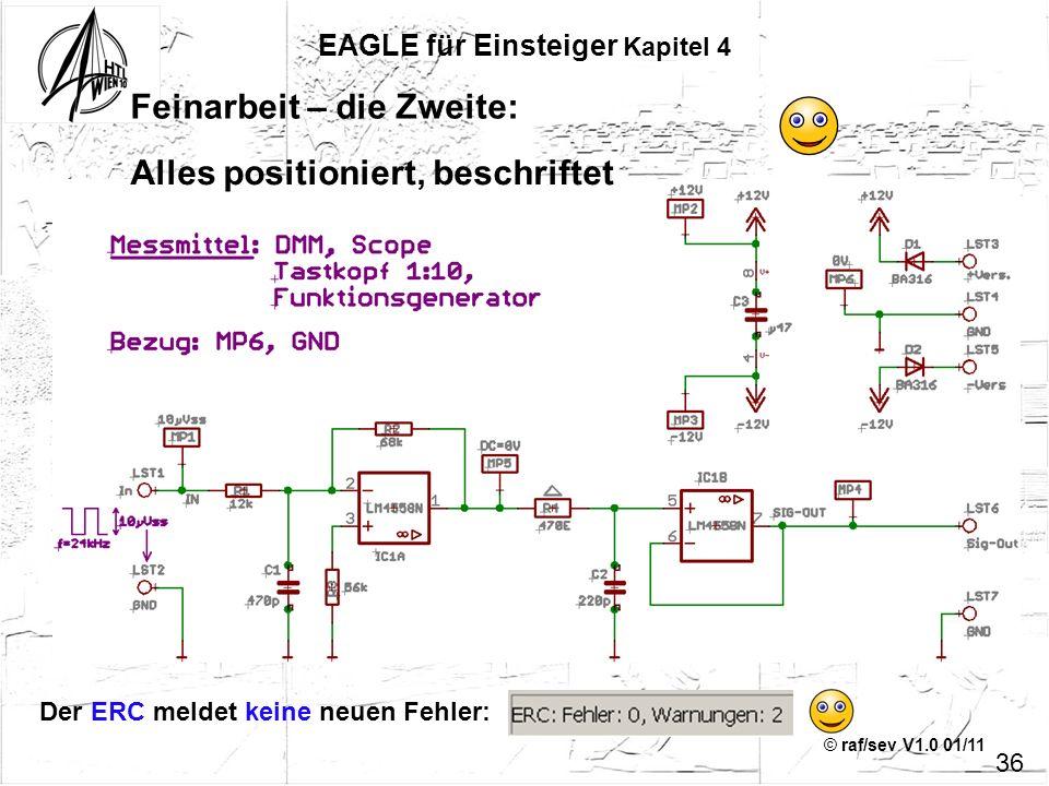 EAGLE für Einsteiger Kapitel 4