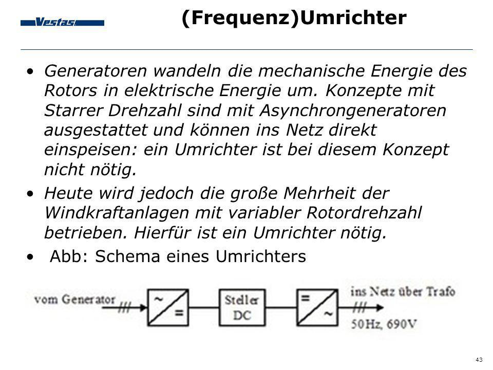 Seminar Windkraftanlagen 16.April 2007 HTBLuVA Wiener Neustadt - ppt ...