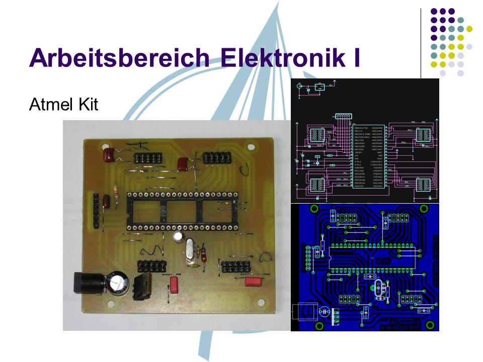 Arbeitsbereich Elektronik I