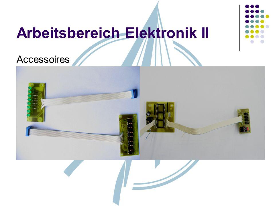 Arbeitsbereich Elektronik II