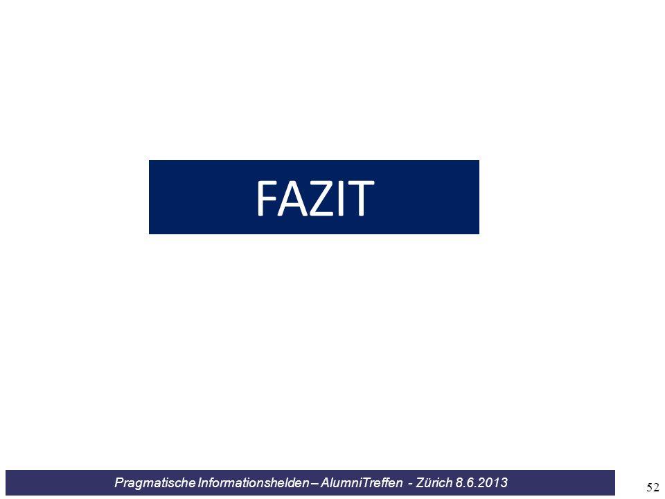 FAZIT 52