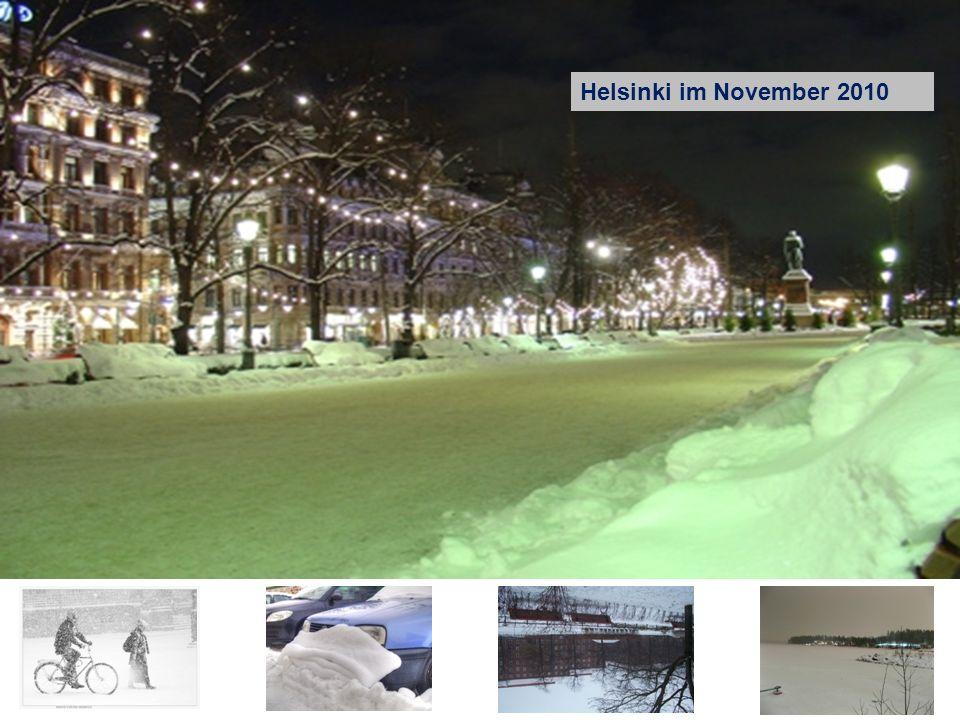 Helsinki im November 2010