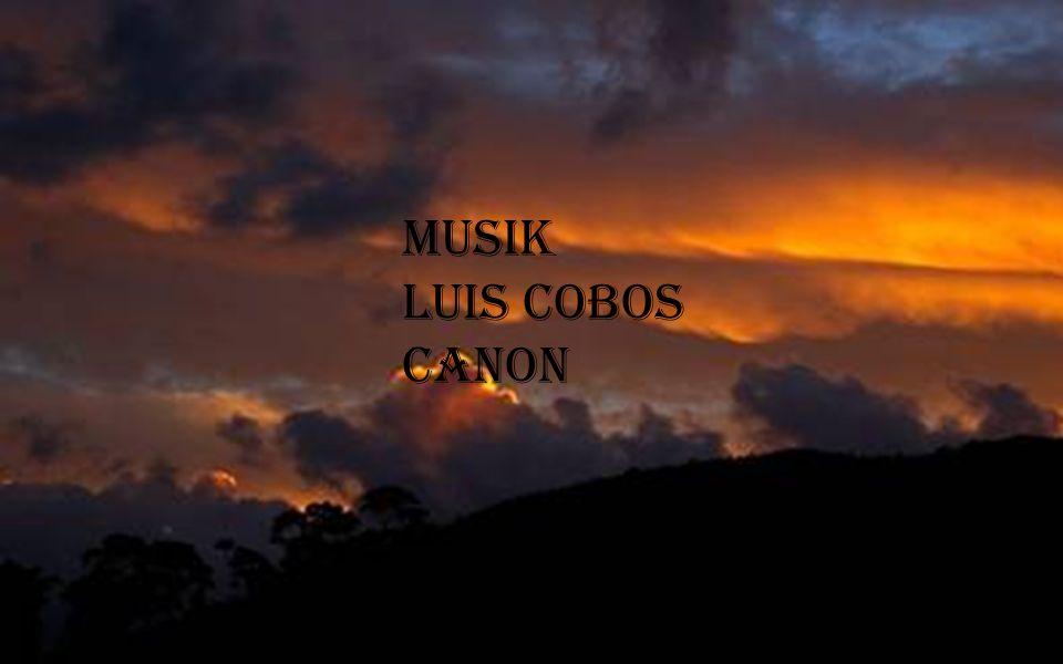 Musik Luis Cobos Canon