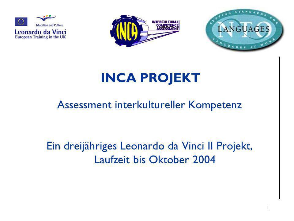 Assessment interkultureller Kompetenz