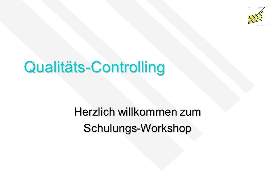 Qualitäts-Controlling