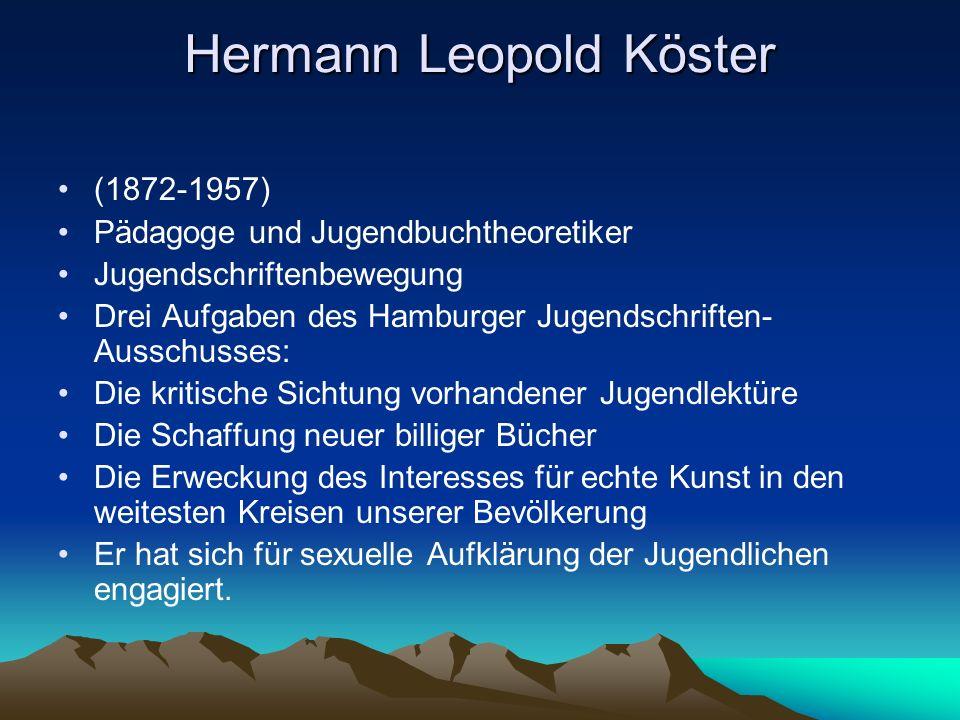 Hermann Leopold Köster