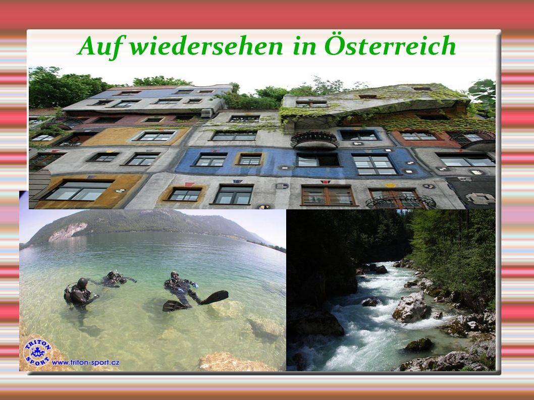 Auf wiedersehen in Österreich