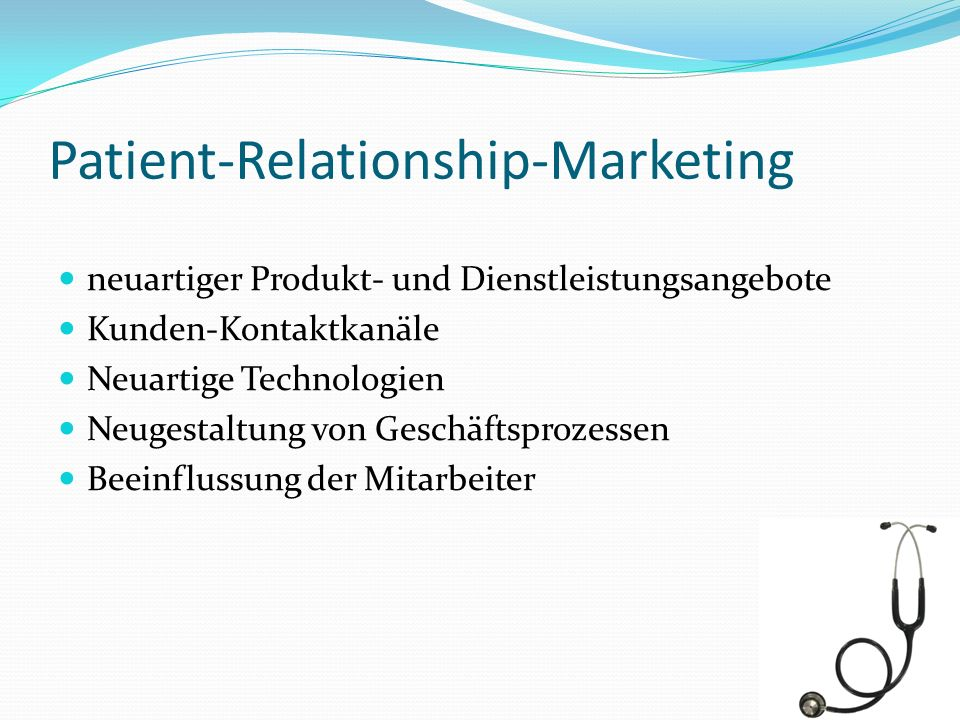 Patient-Relationship-Marketing