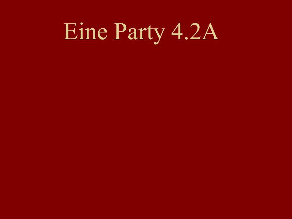 Eine Party 4.2A
