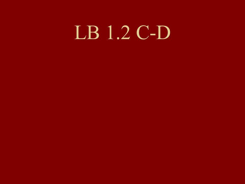 LB 1.2 C-D
