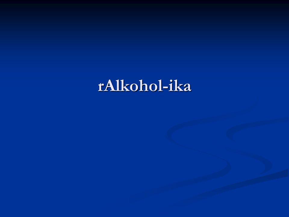 rAlkohol-ika
