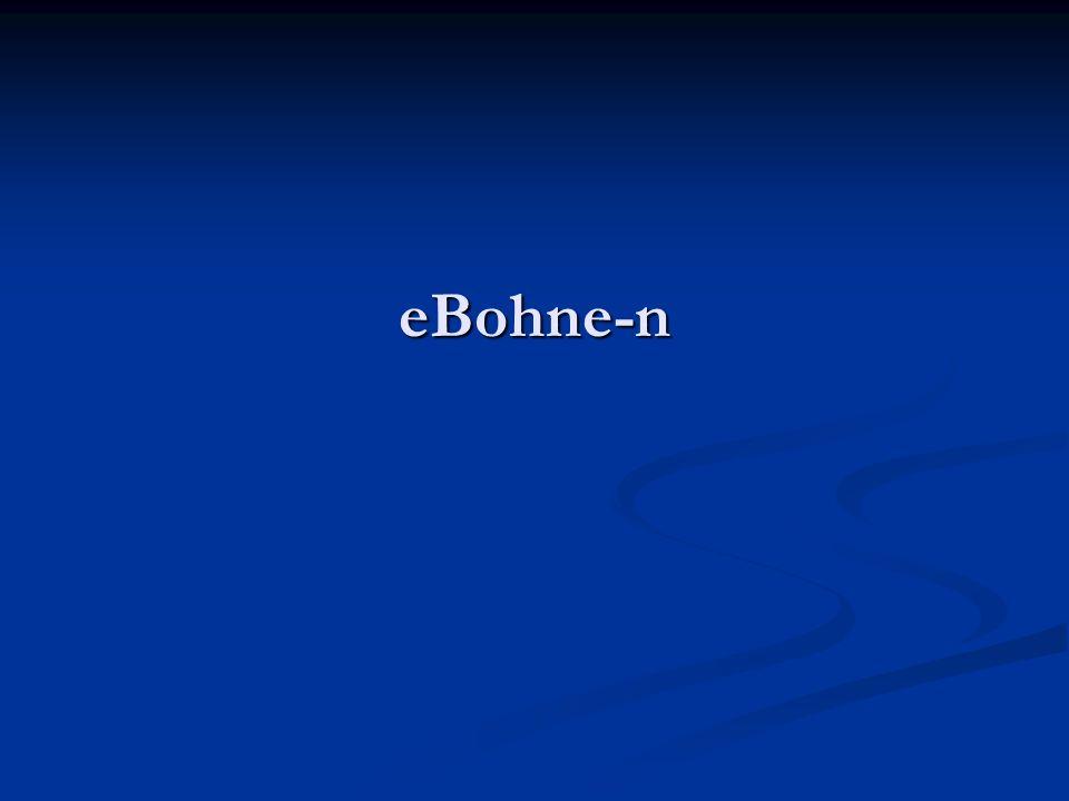 eBohne-n
